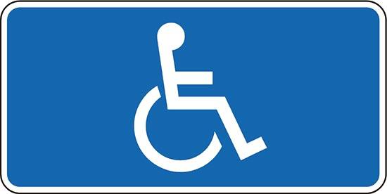 Vignette handicapé - Montréal déménager