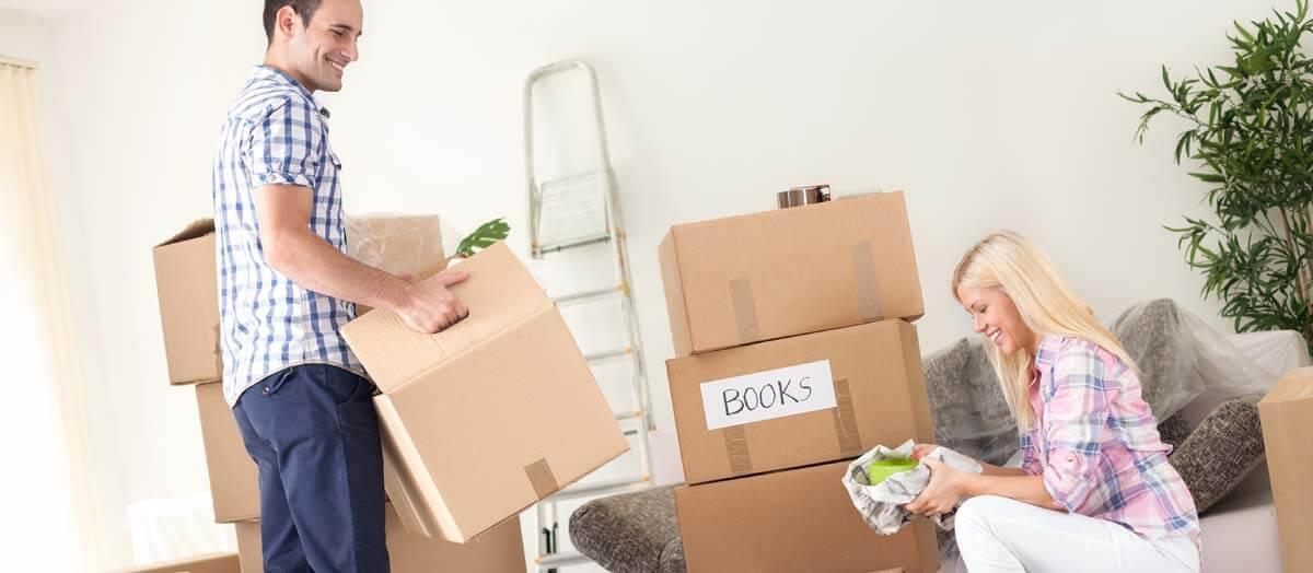 Emballage pour déménagement à Montréal