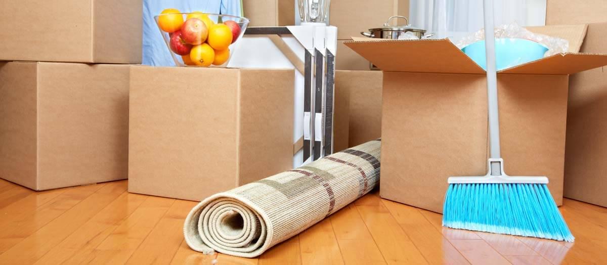 Ménage et déménagement