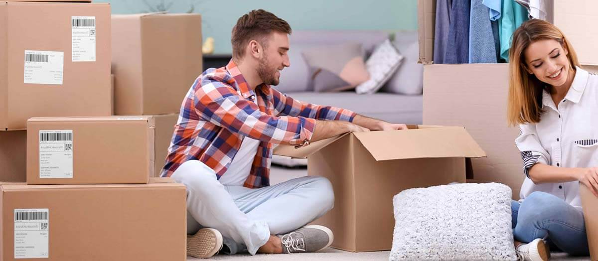 Numéroté les boites de déménagement
